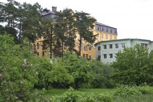 hotell på Lidingö